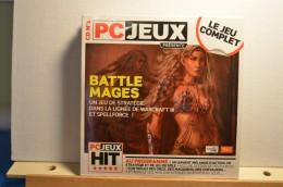 PC Jeux - Cd N°1  - N°114 De Septembre 2007 - Battle Mages - Jeux PC