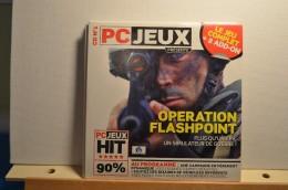 PC Jeux - Cd N°1  - Spécial été 2007 - Opération Flashpoint - Jeux PC