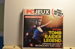 PC Jeux - Cd N°2  - N°98 De Mai 2006 - Tomb Raider Legend - Jeux PC