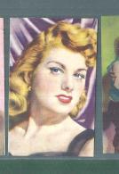 SHELLEY WINTERS-FIGURINA N-158-,ARTISTI DEL CINEMA..CASA EDITRICE ASTRA.1951 - Cinema & TV