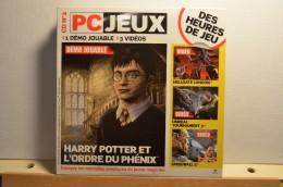PC Jeux - Cd N°2  - N°114 De Septembre 2007 - Harry Potter - Jeux PC