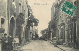 50 PERIERS  Rue De St Lô  2 Scans - France