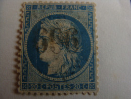 CERES N°37 OBL. GC 696 CAILLY - 1871-1875 Ceres