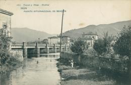 ES IRUN / Puente International De Behovia / - Espagne