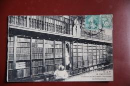 La Bibliothèque Du Couvent De La Grande Chartreuse. - Frankrijk