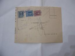 FATTURA BANCA NAZIONALE DEL LAVORO PAVIA   1949 - Italia