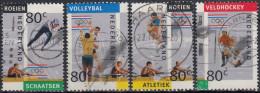 Holanda 1992 Nº 1393/96 Usado - Periodo 1980 - ... (Beatrix)