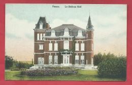 Fosses - Le Château Biot  - Jolie Carte Couleur ( Voir Verso ) - Fosses-la-Ville