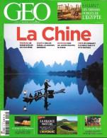 Géo N°434. La Chine. - Géographie