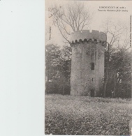 LENONCOURT  -   TOUR  DU  CHÂTEAU  ( XII  SIÈCLE  ) - Autres Communes