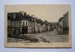 91 - LONGJUMEAU -  Vue Générale De La Grande-Rue - Longjumeau