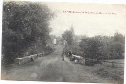41 LOIR ET CHER - LA VILLE AUX CLERCS Le Pont (voir Descriptif) - Francia