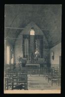 QUAREMONT == INSTITUT ST. FRANCOIS XAVIER , CHAPELLE - Mont-de-l'Enclus