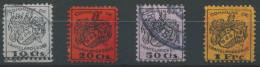 1252 - TRAMELAN Fiskalmarken - Fiscaux
