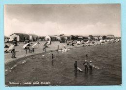 Bellaria - Veduta Della Spiaggia - Rimini
