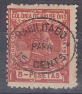 0278 RIO DE ORO Nº 64 NUEVO CON CHARNELA - Rio De Oro