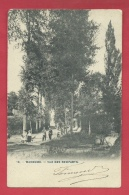 Waremme - Vue Des Remparts - 1906 ( Voir Verso ) - Borgworm