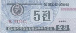 NORTH  KOREA  Capitalist Visitor 1988. - Korea, North