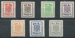 1263 - WOHLEN Fiskalmarken - Fiscaux
