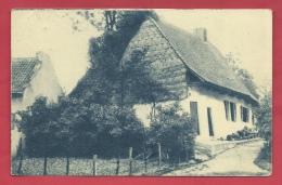 Kampenhout ... Regio  - Typisch Oude Huis - 1936 ( Verso Zien ) - Kampenhout