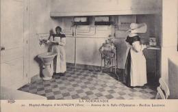 Santé - Médecine - Annexe Salle D'Opération Hôpital Alençon - Health