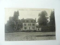 LA BOUEXIERE - Le Château De La Berthelière - (Rare !) - Other Municipalities
