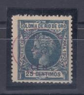 0273 RIO DE ORO Nº 17 NUEVO CON CHARNELA - Rio De Oro