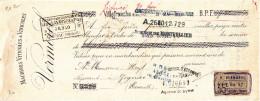 VILLEFRANCHE / RHONE / VERMOREL / MACHINES VITICOLES & VINICOLES  / 1897 / Timbre  35 C - Wissels