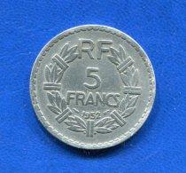 5  Fr  All  1952 - J. 5 Francs