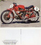 La Motocicletta Italiana - La GUZZI 500 Bicilindrica GP. 1935 - Motociclismo