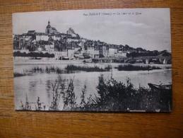 Joigny , Le Pont Et Le Quai - Joigny
