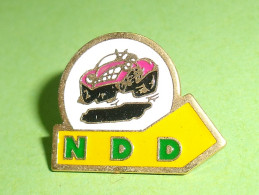 Pin's / Autres / Divers : NDD     TB1(7a) - Pin's & Anstecknadeln