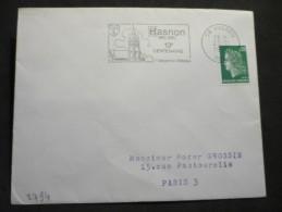 Hasnon 13-e Centenaire 23/11/1970 Hasnon Nord - Marcophilie (Lettres)