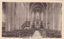 Lille Sint-Pieters-Lille ST St. Binnenzicht Kerk Kempen - Lille