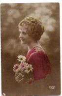 N° 20  : FANTAISIE FEMME : Fleurs , Paquerettes - Femmes