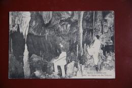 Grottes De Dargilan - Salle De L'Eglise Vue Des Tribunes. - France
