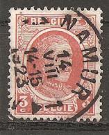 Belgien - 1922 - Michel 171 O - 1922-1927 Houyoux