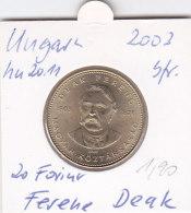 Ungarn 2003- 20 F - Unc. - Ferene Deak - Hungría