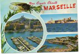 Une Cigale Chante Marseille - Non Classificati