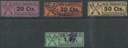1286 - BIEL BIENNE Fiskalmarken - Steuermarken