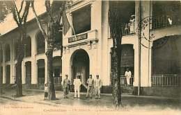 ASIE 050416 - VIET NAM COCHINCHINE - SAIGON La Gendarmerie Coloniale - Vietnam
