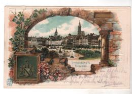 Nr.  1087,  Strasbourg, Strassburg - Strasbourg