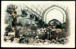 Paris, Palais De L`Horticulture - Exposition Printanniere, Paris, Coloriert, Vor 1905, Stempel Später - Landwirtschaftl. Anbau