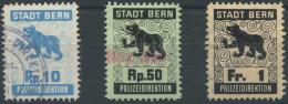 1290 - BERN Fiskalmarken - Steuermarken