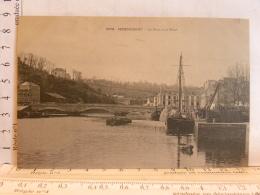 56 - HENNEBONT - Le Port Et Le Pont - Hennebont