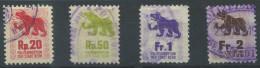 1291 - BERN Fiskalmarken - Steuermarken