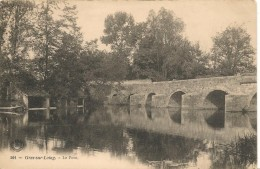 CPA-1910-77-GREZ Sur LOING-Le PONT-TBE - Autres Communes