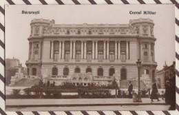 6AI2026 ROUMANIE BUCAREST BUCURESTI CERCUL MILITAR  2 SCANS - Roumanie