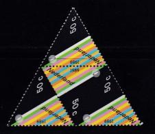 NEDERLAND, 1989 , Stamps Block Of 4, Christmas, N1439 #7101 - Unused Stamps