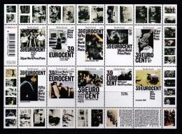 NEDERLAND, 2005 , Stamps Block , 50 Years World Press Photo,  #7211 - Period 1980-... (Beatrix)